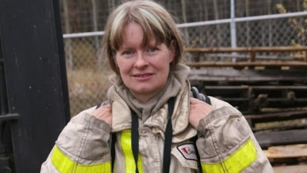 Former volunteer firefighter Kirsten Rudolph says she's still the target of a small town whisper campaign, after her testimony helped convict the former fire chief of sexually assaulting her and two others.