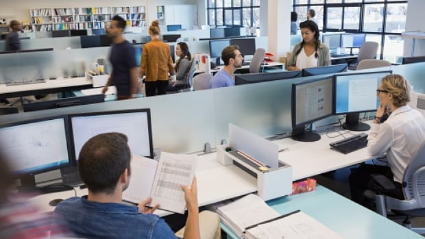 WELL building standards encourage designers to create spaces that will have workers walking around the office space, rather than staying at the desk all day, says one engineering consultant.