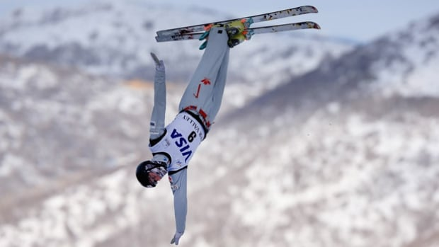 Canada's Lewis Irving was named the FIS freestyle rookie of the year for male aerialists for the 2015-16 season, finishing in the Top 12 in all four World Cup events he entered.