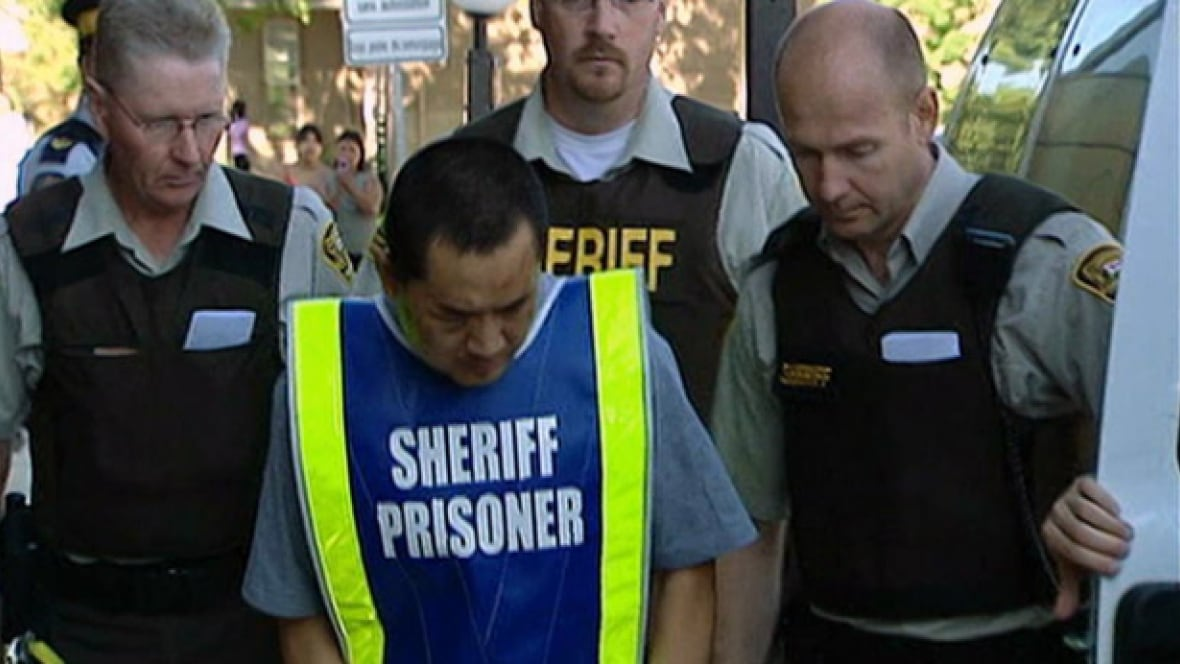 Man who beheaded Greyhound bus passenger seeking discharge, family says