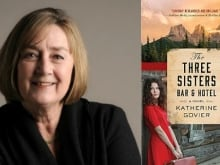 Katherine Govier's new novel follows three generations of a family in the mountain town of Gateway, Alberta.