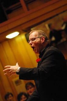 David Garber Metropolitan Chorus