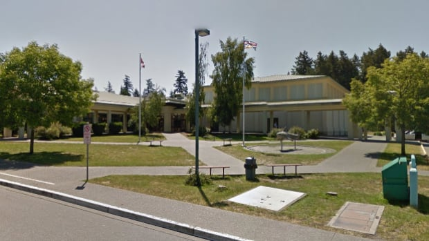 Bayside Middle School in Saanich was built in 1992.