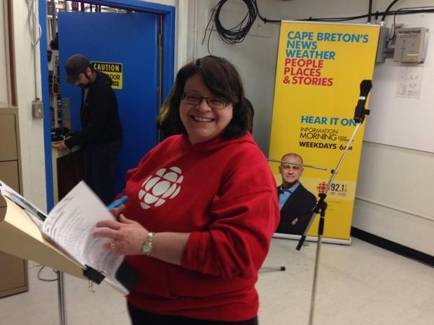 CBC Mainstreet host/producer Wendy Bergfeldt