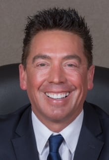 Williams Lake Councillor Scott Nelson