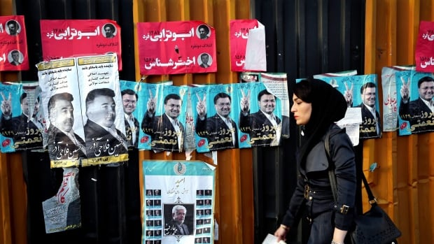 Iranians will cast ballots Friday for representatives in the Majlis, Iran's parliament, and the Experts Assembly, an powerful advisory council.