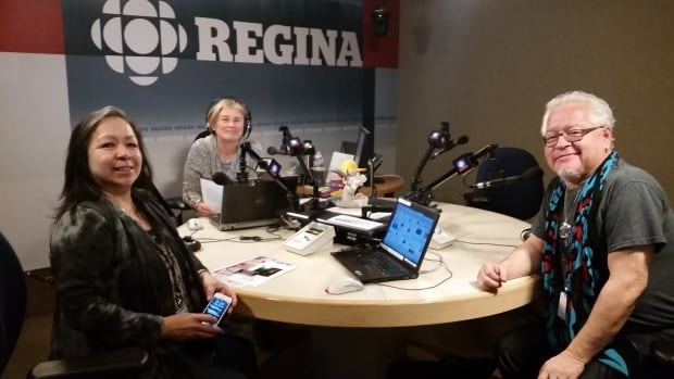Elaine Bomberry and Murray Porter speak with the Morning Edition in Regina.