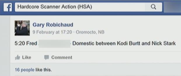 Hardcore Scanner screenshot Kodi Burtt