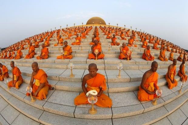 WIP THAILAND- Wat Phra Dhammakaya Feb 22 2016