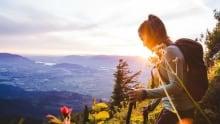 Hiking in shoulder season