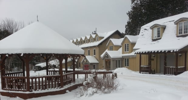 Benmiller Inn, Benmiller ON, winter 2016