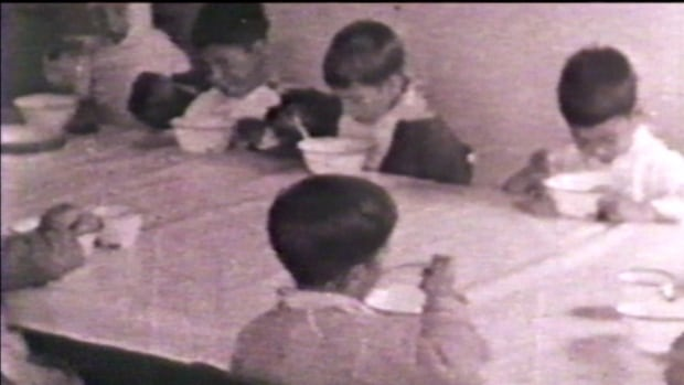 A study suggesting Indigenous children from Saskatchewan and Manitoba were healthy when they were sent to residential schools, which goes against the government justification for nutritional experiments at the time.