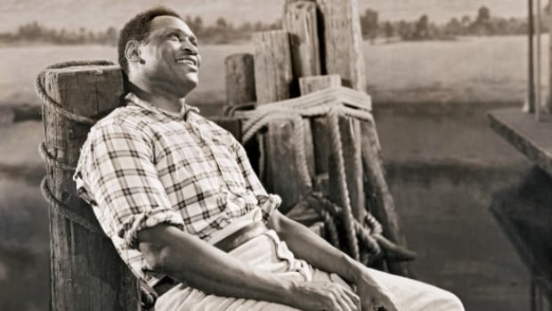 Paul Robeson was renowned for his performance as the character Joe in director James Whale's Mississippi River 1936 musical 'Show Boat', in which he sang the song 'Ol' Man River.'