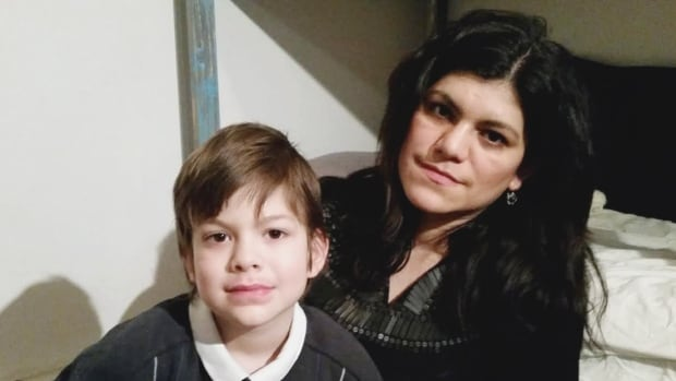 7-year-old Nathan was born in Montreal and is a Canadian citizen. But his mother, Gabriela Villa, isn't.