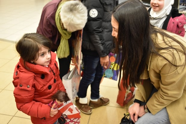 Nhung Tran-Davies gives a doll