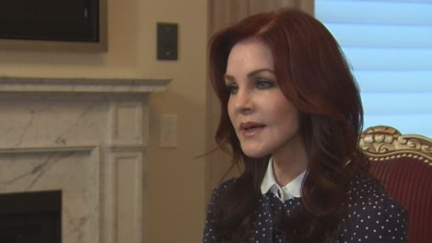 Priscilla Presley says Martin Fontaine's show is the most loyal to a real Elvis concert.