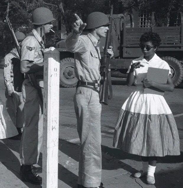 Little Rock Desegregation