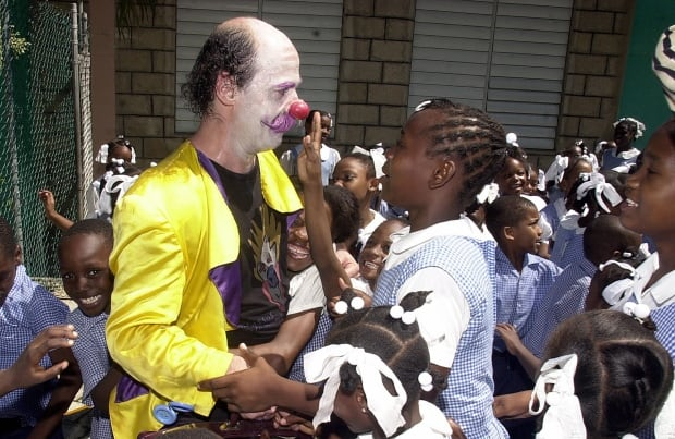 Clowns Without Borders Haiti