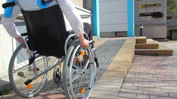 The inaccessibility of some buildings mean people with disabilities face challenges living in them.