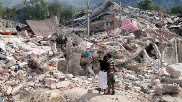 AIR Worldwide estimates there is between a five and 15-per cent chance the St. Lawrence and Gatineau valleys will, in the next 50 years, experience an earthquake as large as the one that rocked Haiti in 2010.