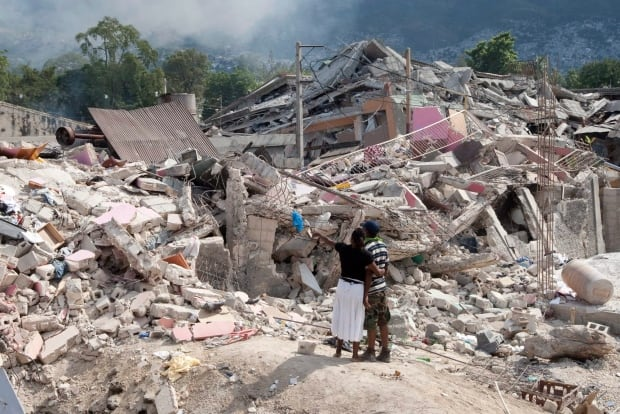 Haiti Earthquake Cda 20100116