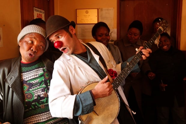 Clowns Without Borders LESOTHO CLOWNS