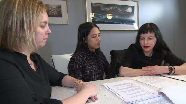Gander radiologists Paula Kennedy, Michelle Ong and Jane Rendell are among a group of physicians who say a lack of leadership in Central Health compromises patient safety.