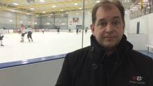 Hockey Calgary Kevin Kobelka