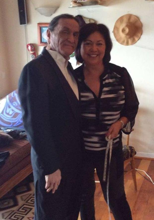 Duane Howard and Dorothy Grant