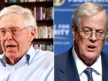 The influence of the billionaire Koch brothers on American politics is the subject of Dark Money by Jane Mayer.