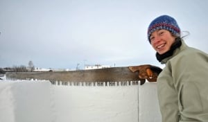 Snow Cadet Shauna
