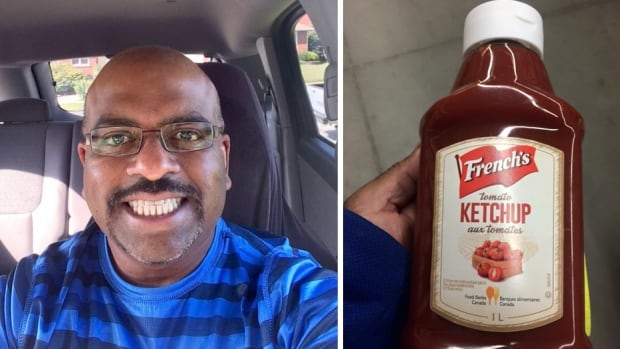 More than 107,000 people shared a Facebook post by Brian Fernandez on a brand of ketchup he found was made in Canada.