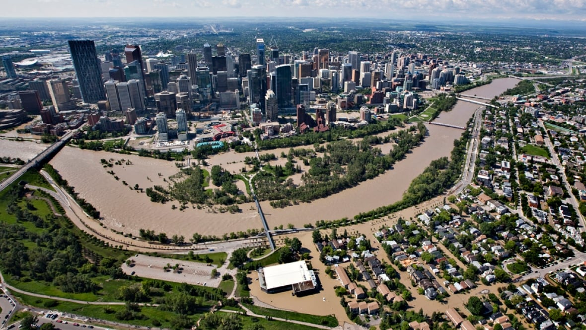 Flooding Heads Top 10 List Of Potential Calgary