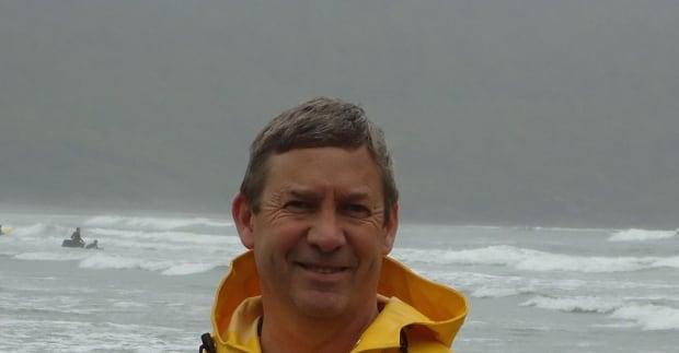 NRCan seismologist John Cassidy