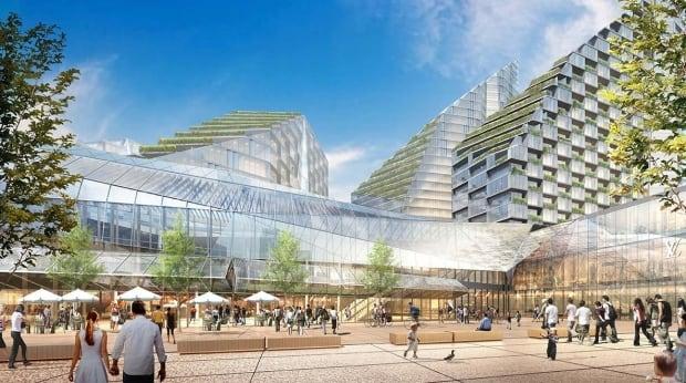 Eau Claire Market future plans