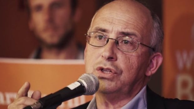 Nova Scotia NDP elected Gary Burrill as the new party leader Saturday.