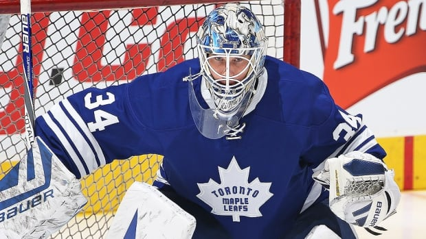 The Maple Leafs have shipped goalie James Reimer to the Sharks ahead of Monday's 3 p.m. ET NHL trade deadline. In 32 games this season, Reimer is 11-12-7 with a 2.49 goals-against average and .918 save percentage.