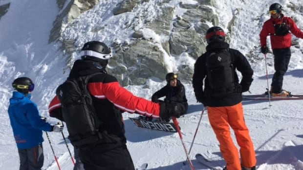 Prime Minister Trudeau and his family have been spotted hitting the slopes in Whistler, B.C.