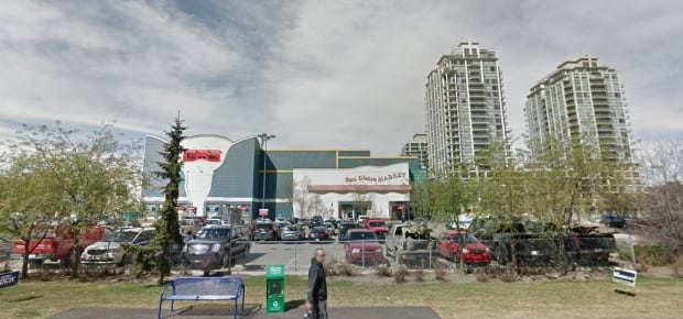 Eau Claire Market, Calgary