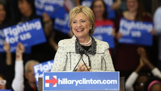 "Democratic U.S. presidential candidate Hillary Clinton won the South Carolina primary over rival Bernie Sanders, several networks projected. The win propels her into next week's crucial ""Super Tuesday"" voting in 11 states on a wave of momentum."