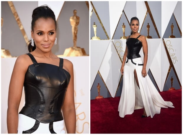 Kerry Washington Oscars 2016 by Jason Merritt and Frederic J Bro