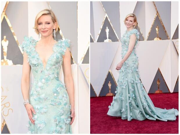 Oscars 2016 fashion Cate Blanchett