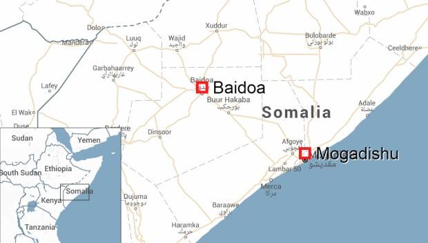 Baidoa Somalia