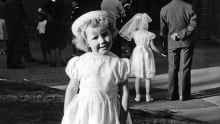 Phyllis Whitsell, age 6