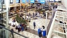 Halifax International Airport lounge