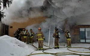 4100 Leitrim Road arson Ottawa fire Feb 28 2016