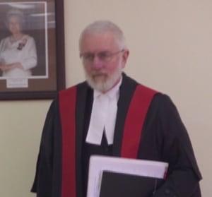 Judge John Joy