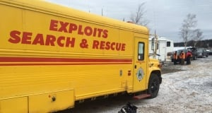 Exploits Search and Rescue search for missing trouter