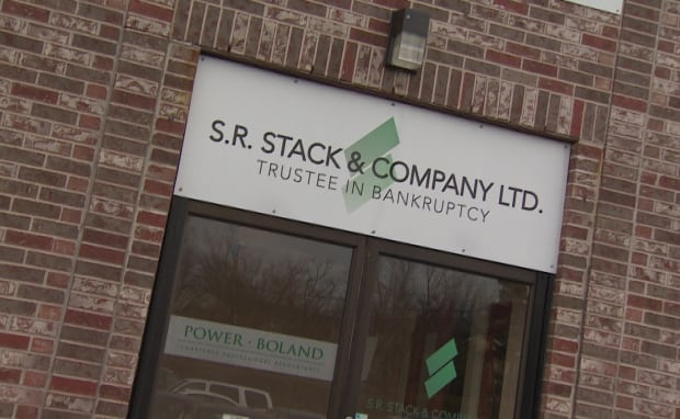 S.R. Stack building