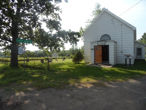 Gibson Woods Church